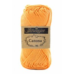 Scheepjes Catona 10 gram Sweet Orange (411)