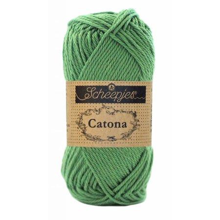 Scheepjes Catona 10 gram - 412 - Forest Green