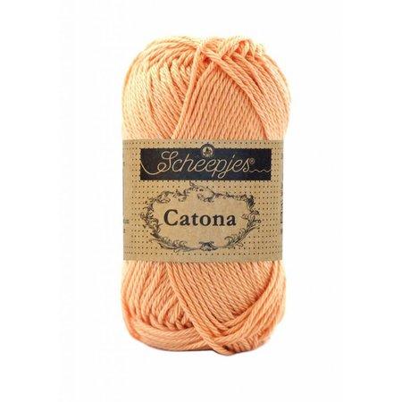 Scheepjes Catona 10 gram - 414 - Vintage Peach