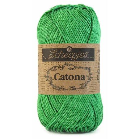 Scheepjes Catona 10 gram - 515 - Emerald