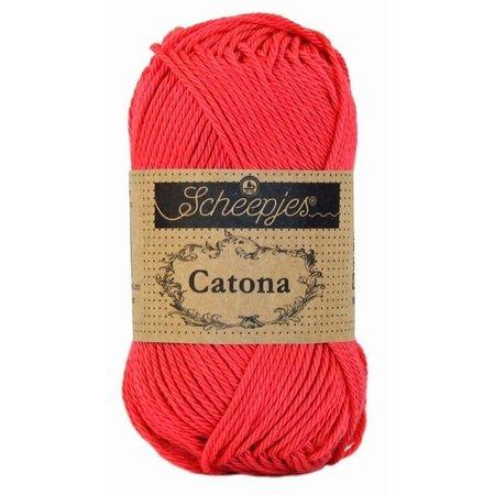 Scheepjes Catona 10 gram Cornelia Rose (256)