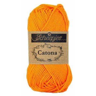 Scheepjes Catona 10 gram Tangerine (281)