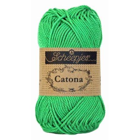 Scheepjes Catona 10 gram - 389 - Apple Green