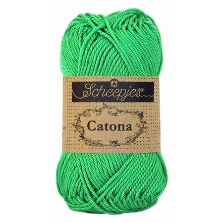 Scheepjes Catona 10 gram Apple Green (389)