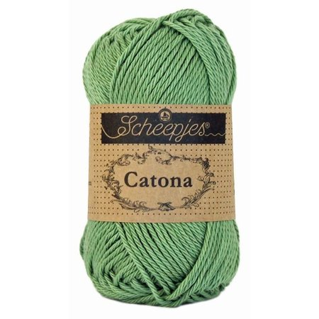 Scheepjes Catona 10 gram - 212 - Sage Green