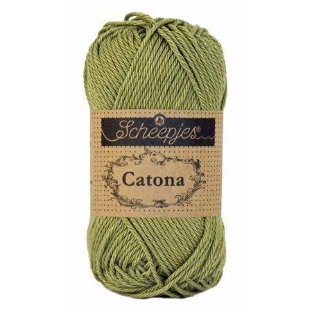 Scheepjes Catona 10 gram - 395 - Willow