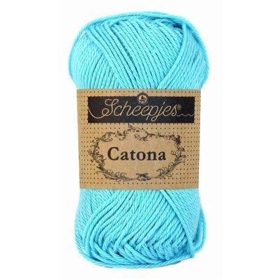 Scheepjes Catona 10 gram Cyan (397)