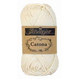 Scheepjes Catona 10 gram Old Lace (130)