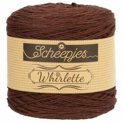 Scheepjes Whirlette 863 - Chocolat