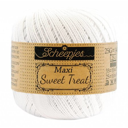 Scheepjes Sweet Treat Snow White (106)