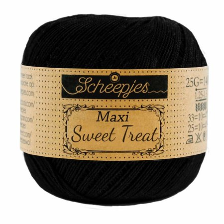 Scheepjes Sweet Treat Black (110)