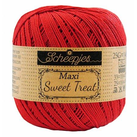 Scheepjes Sweet Treat 115 - Hot Red