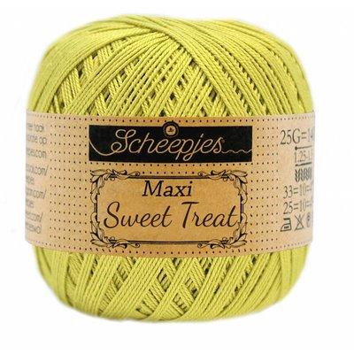 Scheepjes Sweet Treat 245 - Green Yellow