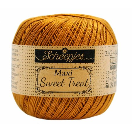 Scheepjes Sweet Treat Ginger Gold (383)