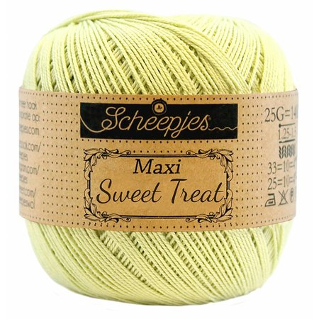 Scheepjes Sweet Treat Lime Juice (392)