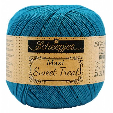 Scheepjes Sweet Treat Petrol Blue (400)