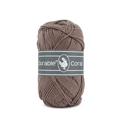 Durable Coral 343 - Warm Taupe