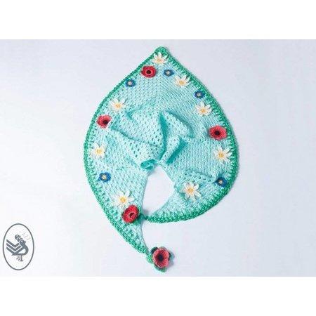 Durable Haakpakket: Daisy Meadow sjaal