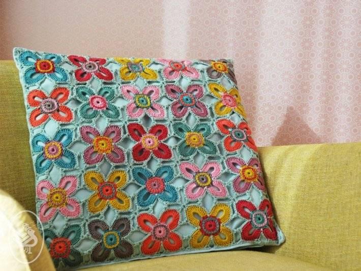 Durable Haakpakket Kussen Jaipur Caros Atelier