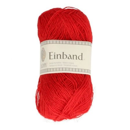 Lopi Einband 1770 flame red