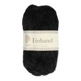Lopi Einband 0151 black heather