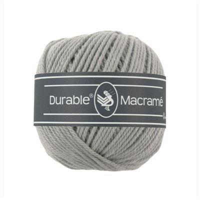 Durable Macramé 2232 - Light Grey