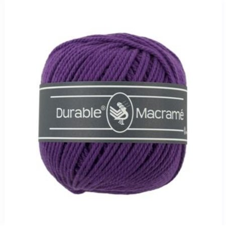 Durable Macramé Violet (271)
