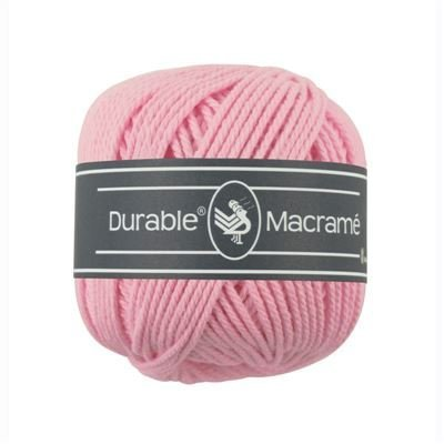 Durable Macramé 232 - Pink