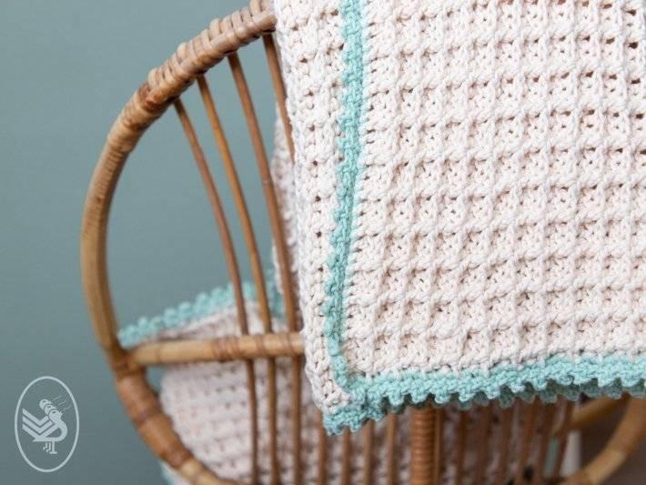 Durable Haakpakket Babydeken Amy Caros Atelier