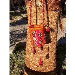 de ligny creations Haakpakket: Mochila Orange Summer