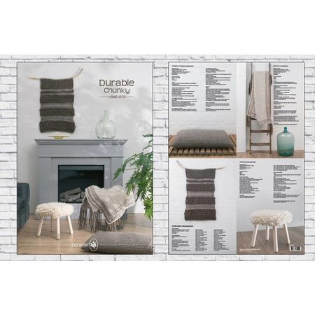 Durable Home Deco Patronenposter