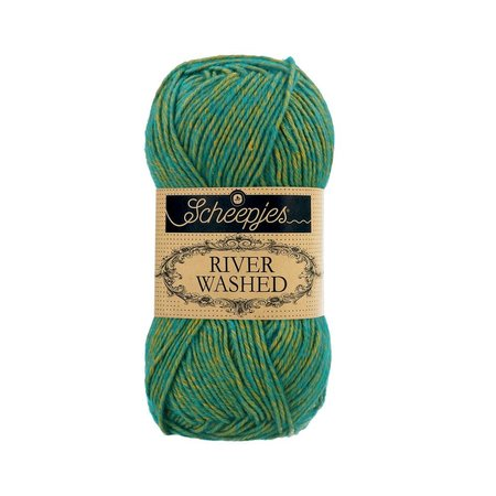 Scheepjes River Washed Tiber (958)