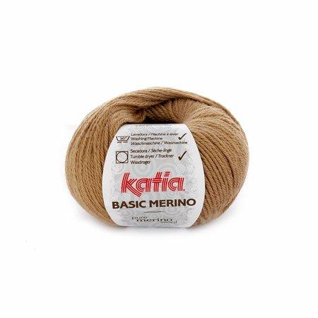 Katia Basic Merino camel (35)