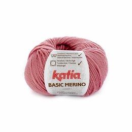 Katia Basic Merino medium bleekrood (26)