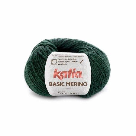 Katia Basic Merino zeer donker groen (15)