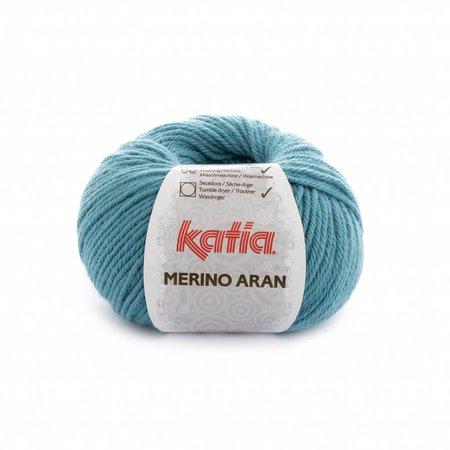 Katia Merino Aran turquoise (73)