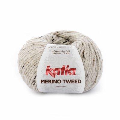 Katia Merino Tweed 300 - ecru