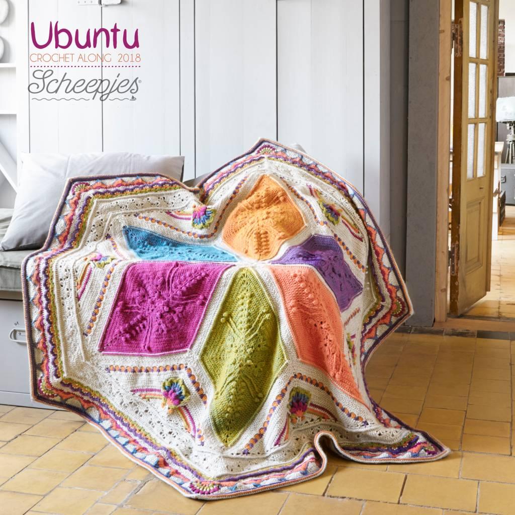 Scheepjes CAL 2018: Ubuntu