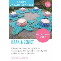 Caro's Atelier Haakpatroon: Caro's Vakantiepakket
