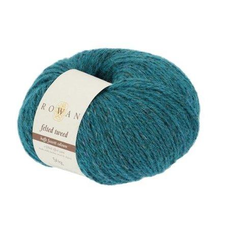 Rowan Felted Tweed 202 - Turquoise