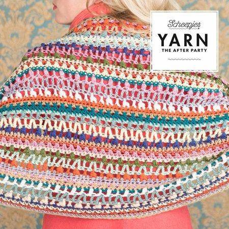 Scheepjes Yarn afterparty 20 Wrapket Scarf