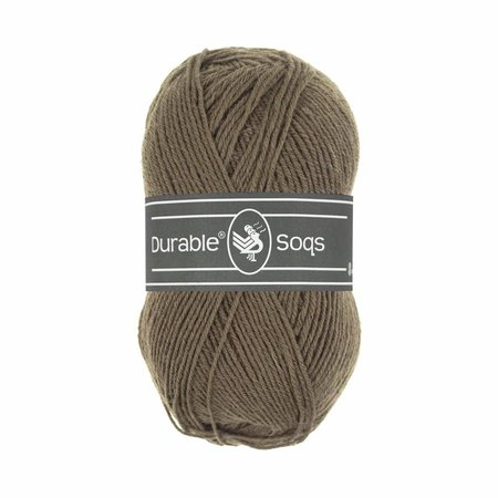 Durable Soqs Deep taupe (404)