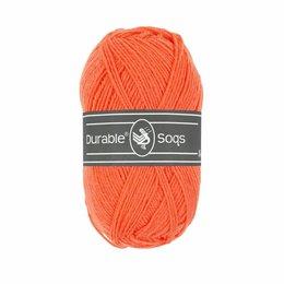 Durable Soqs 408 - Fresh coral
