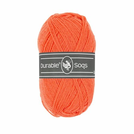 Durable Soqs Fresh coral (408)