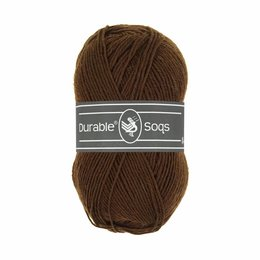 Durable Soqs Chestnut (406)