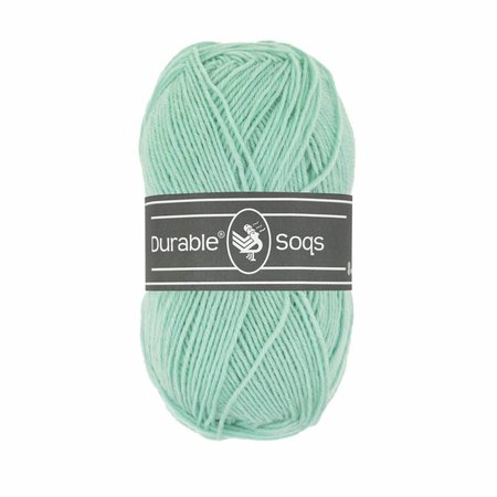 Durable Soqs Duck egg blue (416)