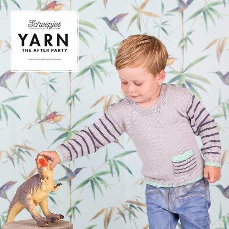 Scheepjes Breipakket: Dino Hunter sweater