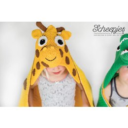 Scheepjes Garenpakket Dierencape Giraffe