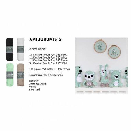 Haakpakket DenDennis  amigurumis - 2