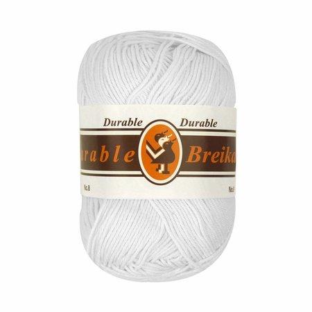 Durable Breikatoen wit (202)